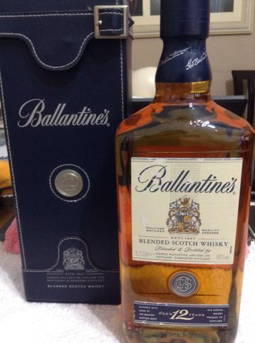Ballantines 12 anos Limited