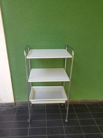 Mesa auxiliar de cozinha vazlon brasil - Mesa auxiliar estetica ...