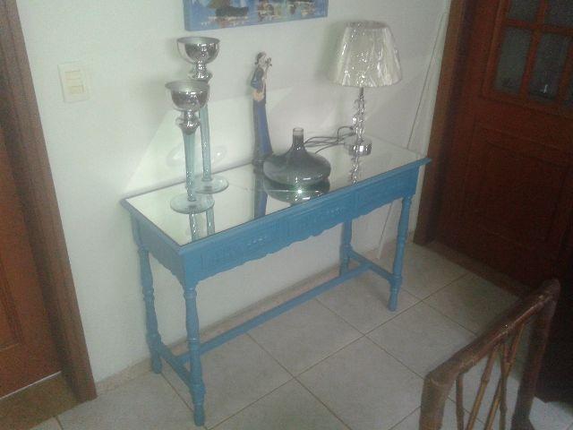 Aparador Pequeno Com Espelho ~ aparador de ferro antigo serralheria artistica Vazlon Brasil