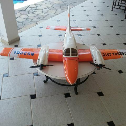 Cessna Bimotor C Todo Completo Estudo Oferta Vazlon Brasil