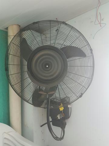 Ventilador industrial agua a vapor semi novo por apenas - Ventilador de agua ...