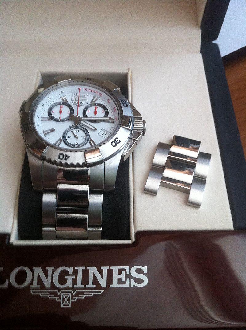 b130c2016b5 Relógio longines hydroconquest a venda em Belo horizonte