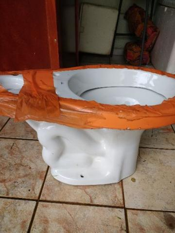 Kit banheiro vaso e pia