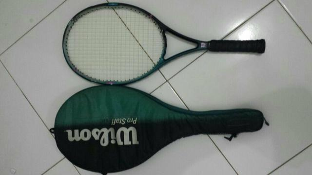 Raquete Tenis Wilson Pro High Beam Series C Be Vazlon Brasil