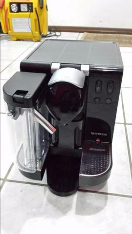 nespresso lattissima touch user manual