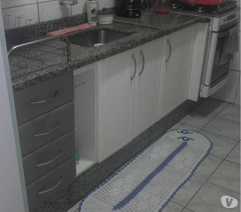 Aparador Mdf Cru ~ armario planejado cozinha [ OFERTAS ] Vazlon Br