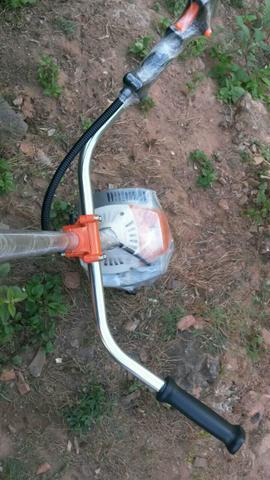 Roçadeira gasolina usada