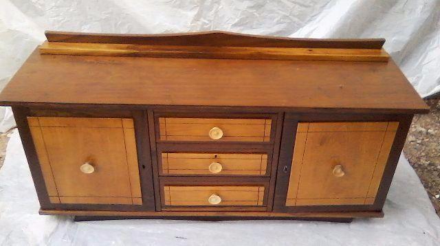 Armario Mdf Cozinha ~ moveis antigo aparador de madeira Vazlon Brasil
