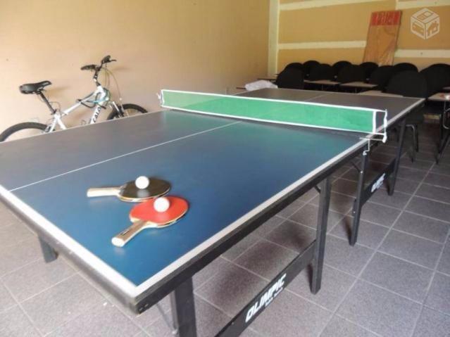 Mesa de ping pong r vazlon brasil for Mesa de ping pong usada