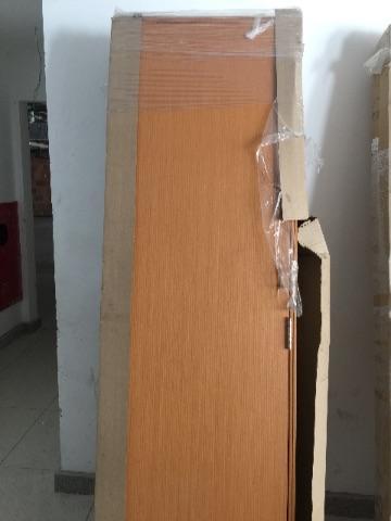 Kit portas prontas de madeira