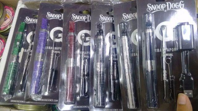 Vaporizador G-Pen Snoop Dogg