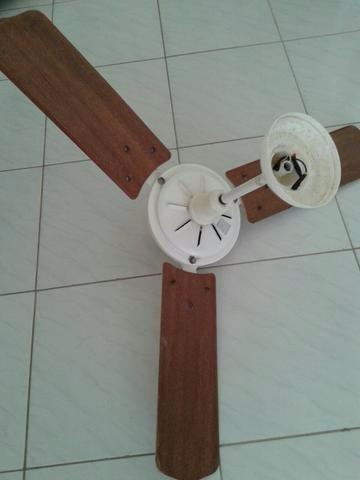 Reparo ventilador de teto