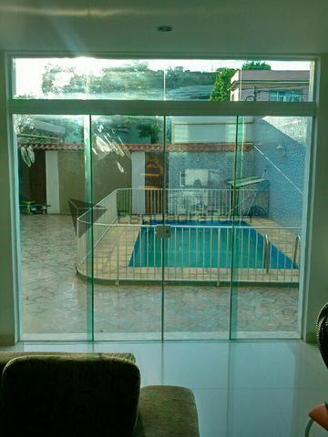 Porta de vidro temperado blindex 2 folhas r vazlon brasil for Porta 4 folhas de vidro temperado