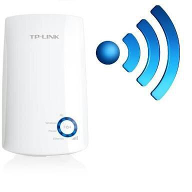 Repetidor extensor sinal wi fi wireless wps mb vazlon brasil - Repetidor de wifi ...