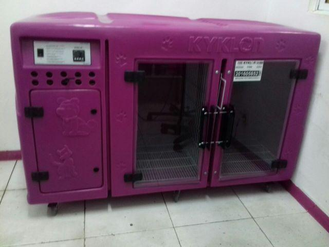Vendo maquina de secar cachorro kyklon vazlon brasil for Maquina de segar