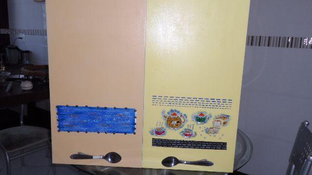 Armario De Cozinha Todo Branco : Lindo armario para cozinha todo branco vazlon brasil