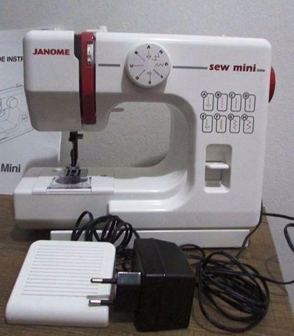 janome sew mini instruction manual