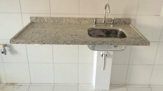 granito arabesco pias banheiro e cozinha  Vazlon Brasil -> Cuba Para Banheiro Misturador