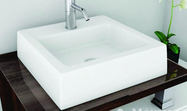 pia banheiro com duas cubas usado  Vazlon Brasil -> Cuba De Banheiro Sobrepor