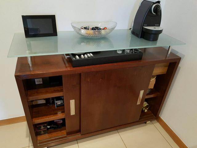 Adesivo Jogador De Futebol ~ aparador ou buffet de sala de jantar em madeira Vazlon Brasil