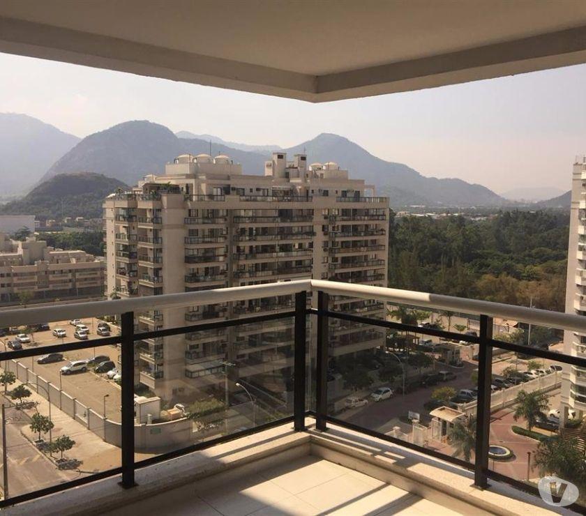 apartamento recreio 1 a 3 quartos todo mobiliado | Vazlon Brasil