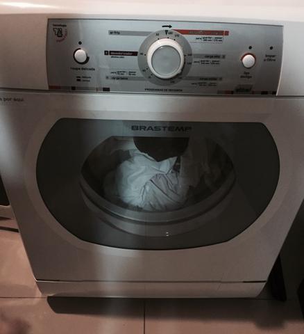 Maquina de secar roupa a gas brastemp vazlon brasil for Maquina de segar