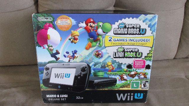Wiiu Com Game : Nintendo wiiu jogos de vazlon brasil