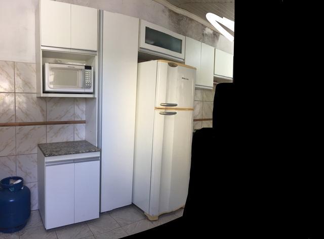 armario de cozinha planejado  Vazlon Brasil # Armario De Cozinha Semi Planejado