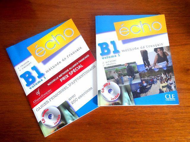 echo b1 volume 1 methode de francais pdf