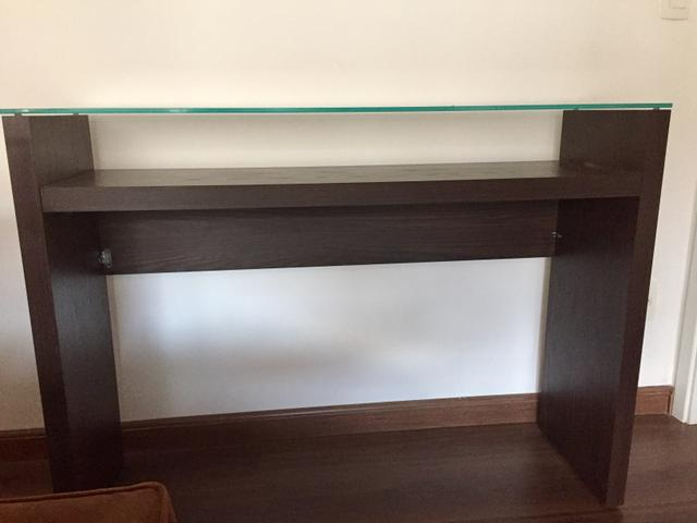 Artesanato Com Garrafa Pet Passo A Passo Facil ~ aparador para sala de jantar com tampo de vidro Vazlon Brasil
