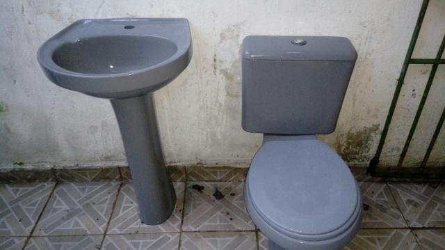 bacia para banheiro  Vazlon Brasil -> Pia Banheiro Bacia