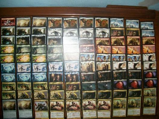 how to play magic the gathering deckmaster