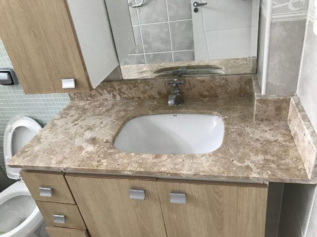 linda pia de granito para banheiro com cuba deca  Vazlon Brasil -> Cuba Pia Banheiro Deca
