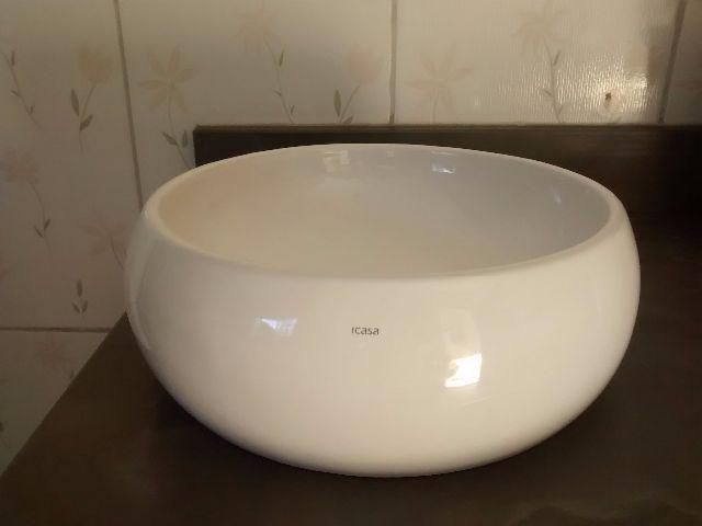 cuba de sobrepor para banheiro  Vazlon Brasil -> Cuba De Sobrepor Para Banheiro Icasa