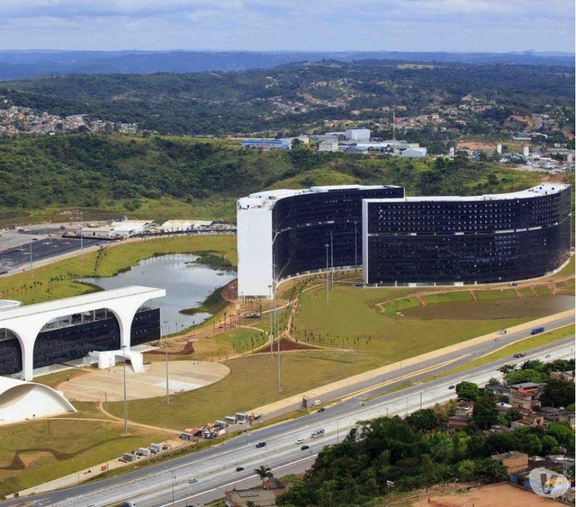 Area De Granito Em Minas Gerais Vazlon Brasil