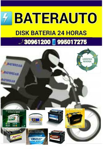 Baterias 24 hs