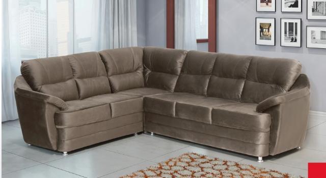 Lindo sofa de canto estilo colonial tecido egipicio vazlon brasil - Sofas estilo colonial ...