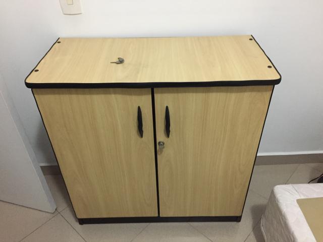Adesivo Espelho Banheiro ~ dois armarios em chapa de aco novos da tok stok Vazlon Brasil