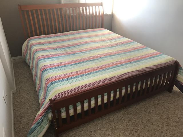 Cama king size madeira imbuia com bau e gavetas ofertas for Ofertas de camas king size