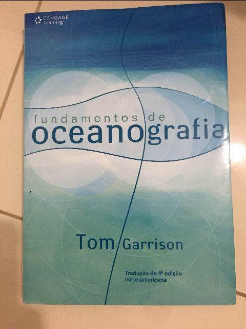 Fundamentos De Oceanografia Pdf