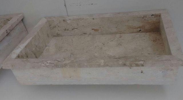 Nicho banheiro marmore nicho banheiro marmore with nicho for Travertino nacional