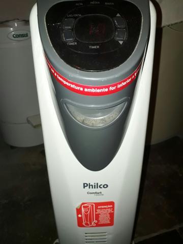 Aquecedor a oleo philco