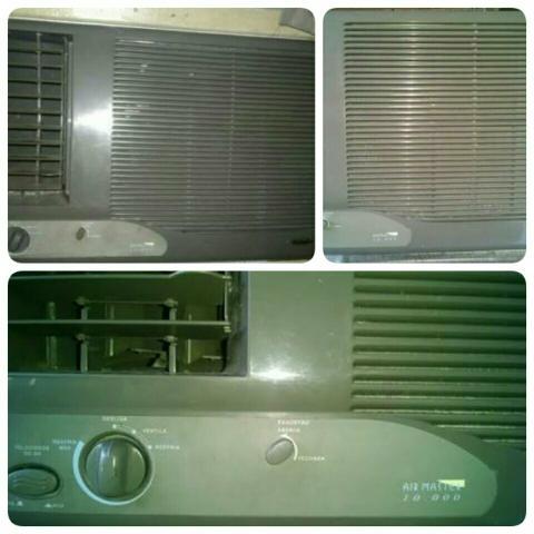 Central de ar condicionado consul