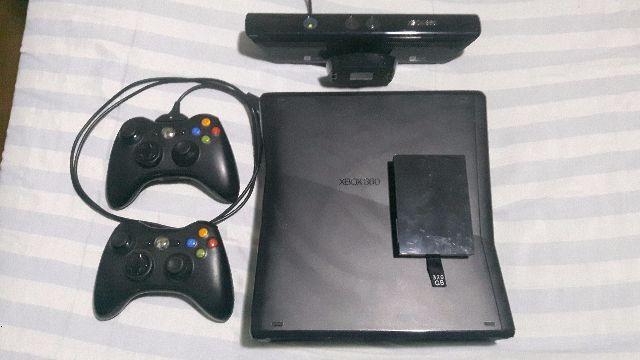 Xbox controles hd externo 3 jogos ofertas vazlon brasil for Hd esterno xbox 360