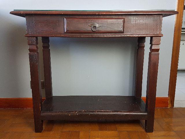 Adesivo Para Azulejo Leroy Merlin ~ moveis antigo aparador de madeira Vazlon Brasil