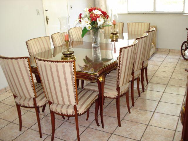 Conjunto De Sala De Jantar Luis Xv ~ de jantar luis xv sala de jantar completa estilo luis xv composta de