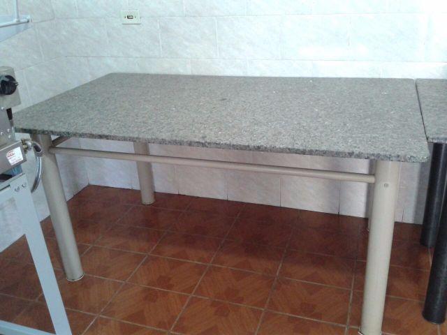 Mesa de cozinha com granito ofertas vazlon brasil - Mesa de granito ...