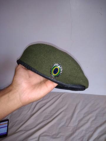 boina francesa lyon verde oliva   OFERTAS    633101e7134