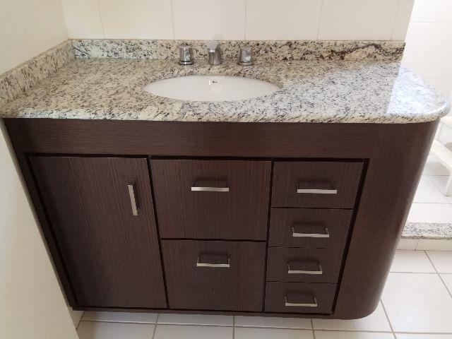 armario bancada de banheiro com tampo em granito  Vazlon Brasil -> Armario De Banheiro Com Tampo De Granito