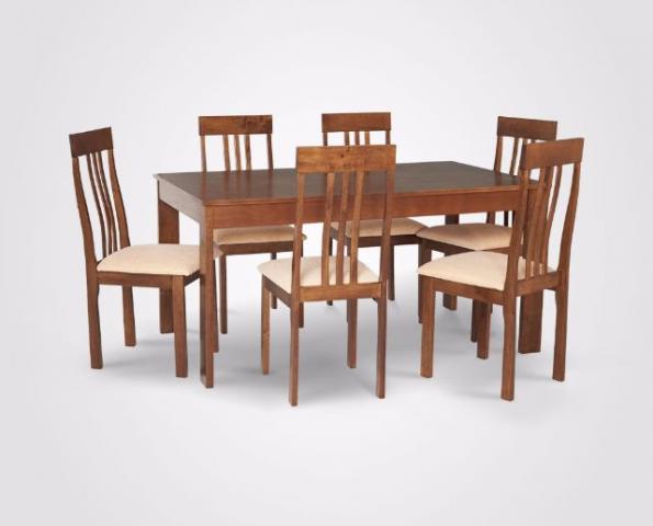 Mesa com 4 cadeiras excelentes vazlon brasil for Comedores redondos baratos